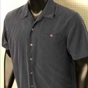 Columbia Sportswear 100% Cotton Button Up